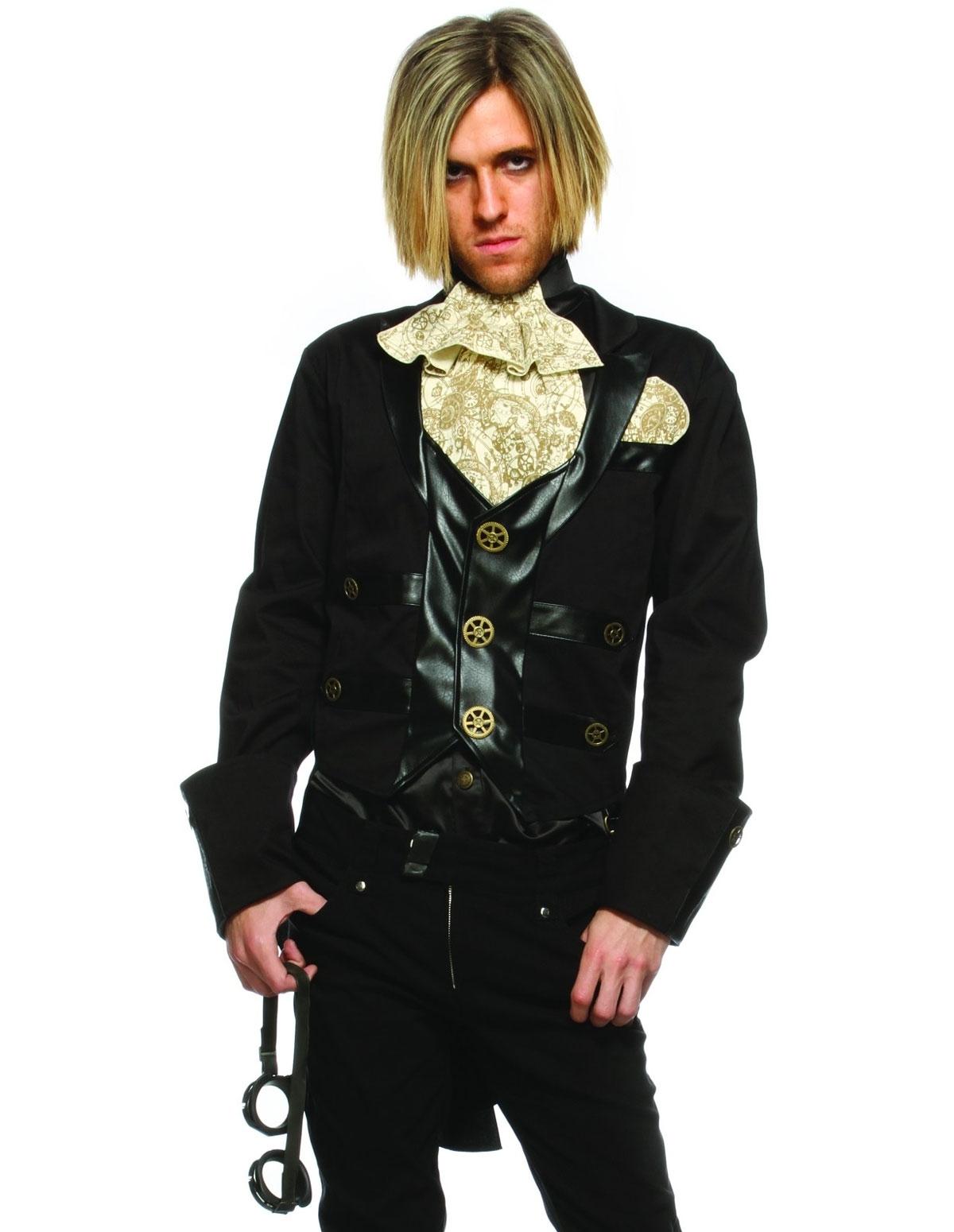 Sir Steampunk Costume