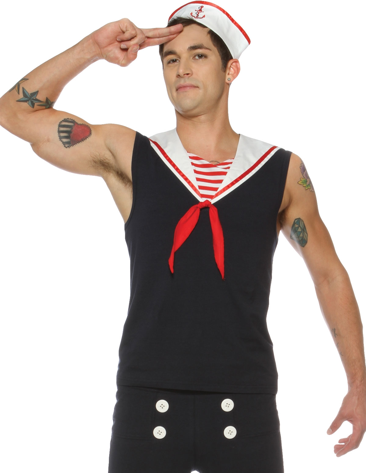 Star Spangled Sailor Costume