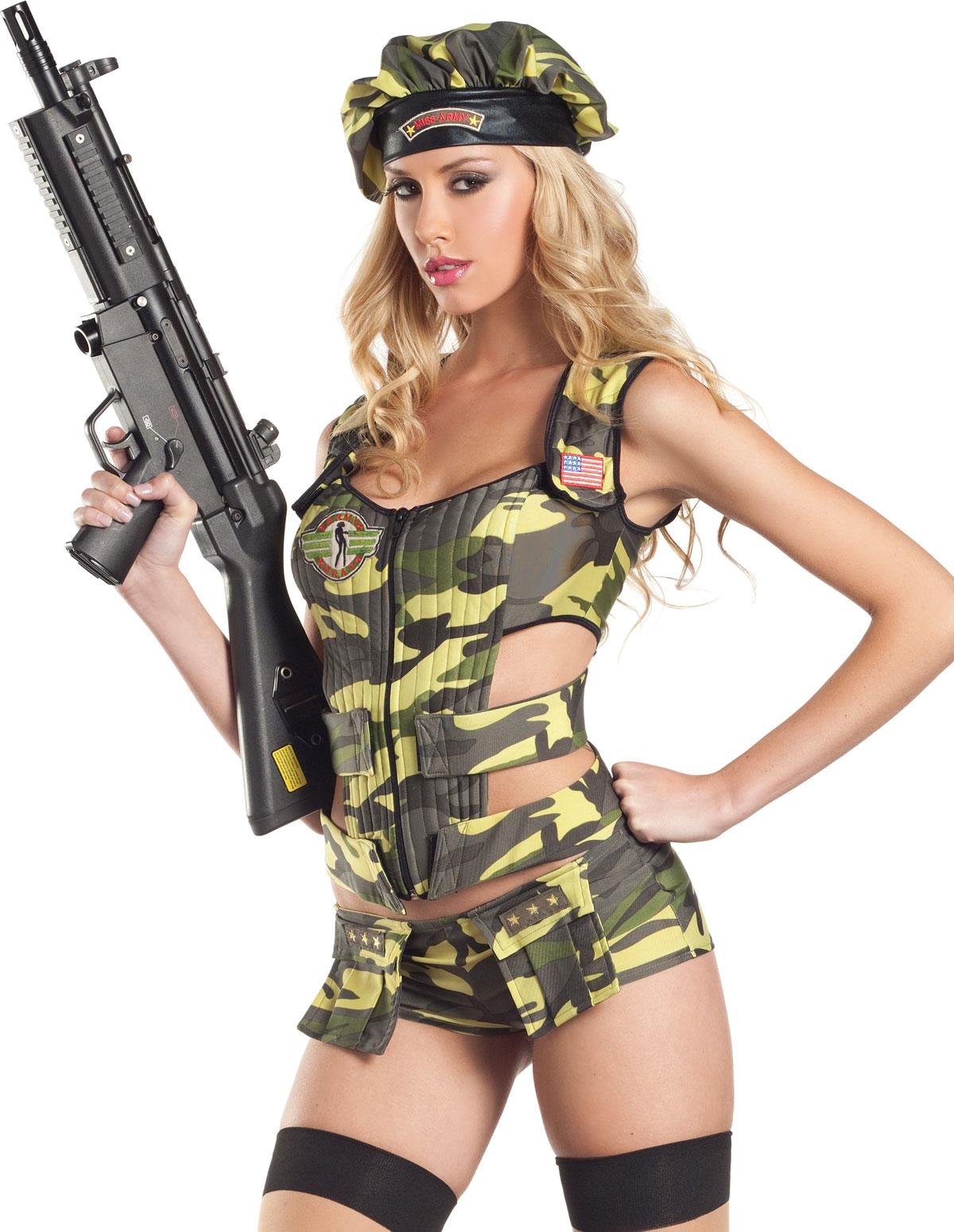 Army Brat Costume
