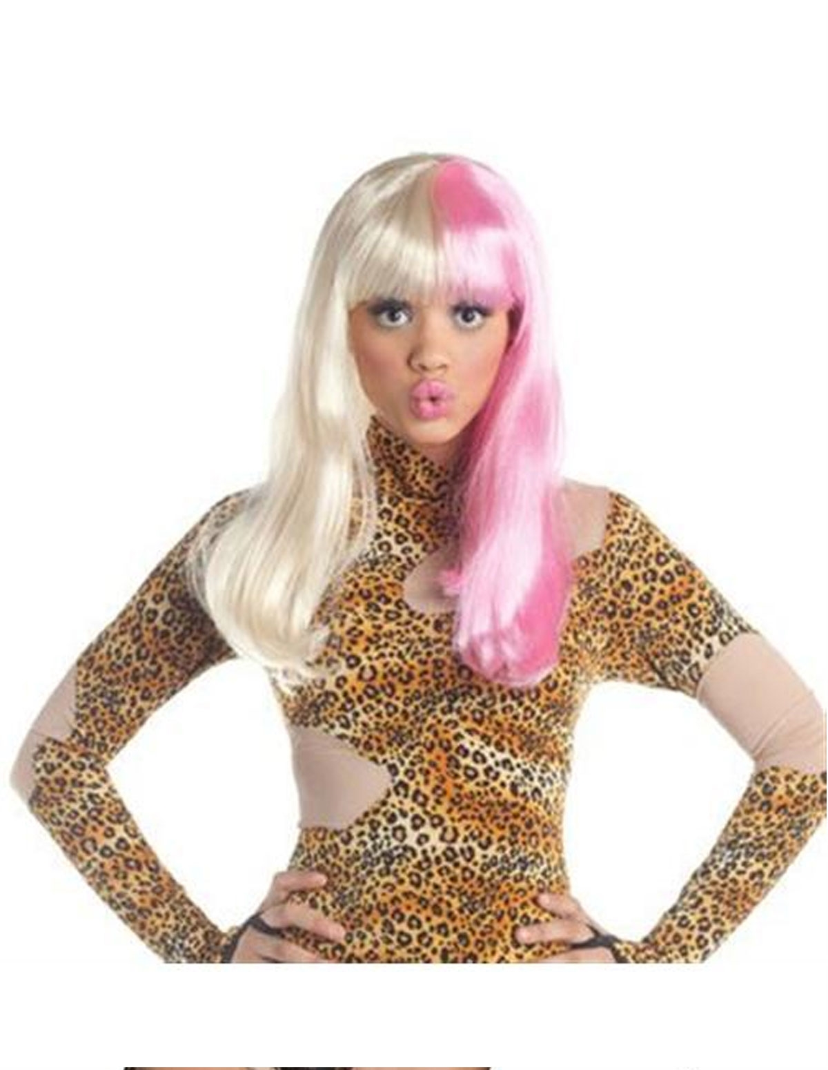 2-Tone Diva Wig