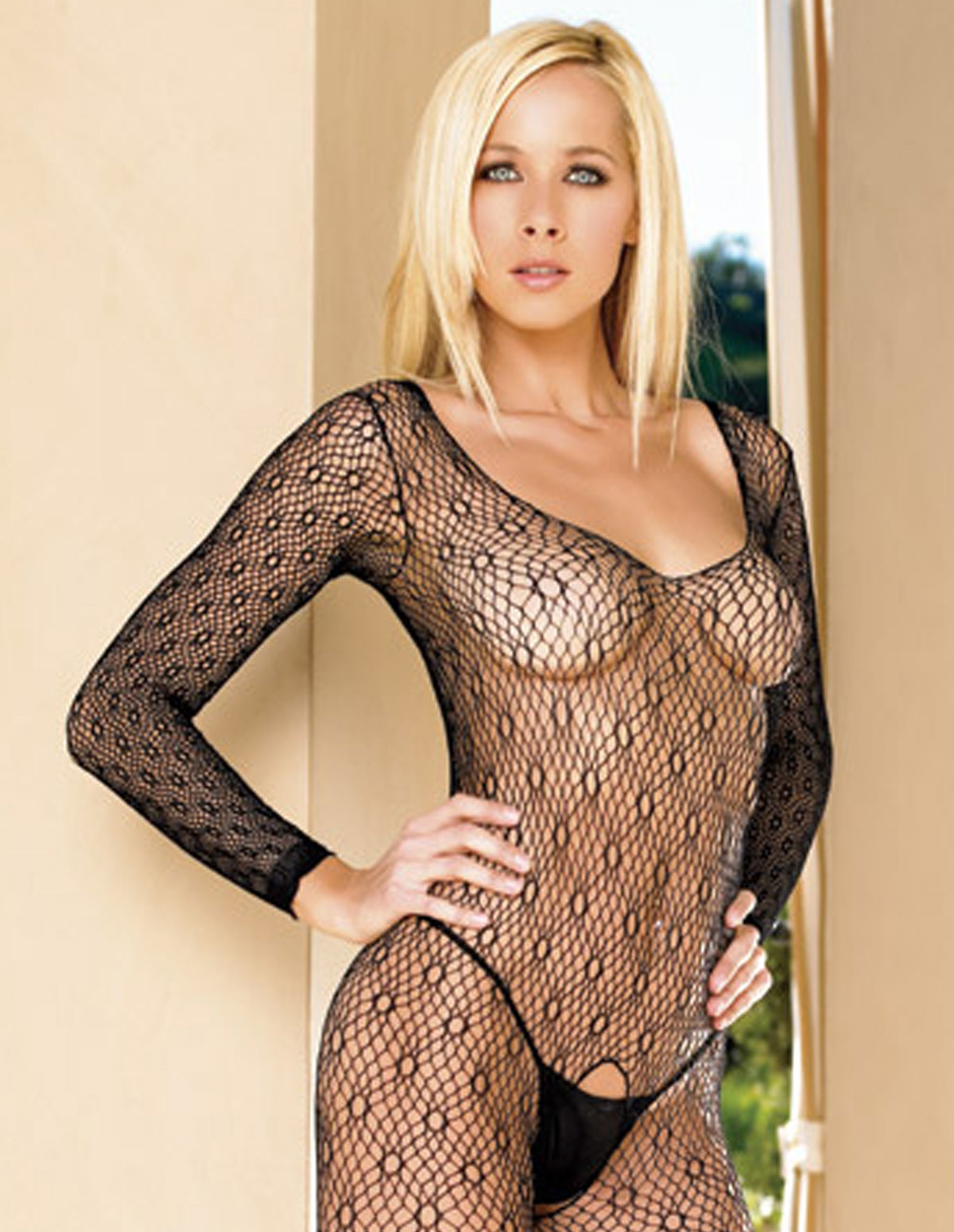 Honeycomb Bodystocking