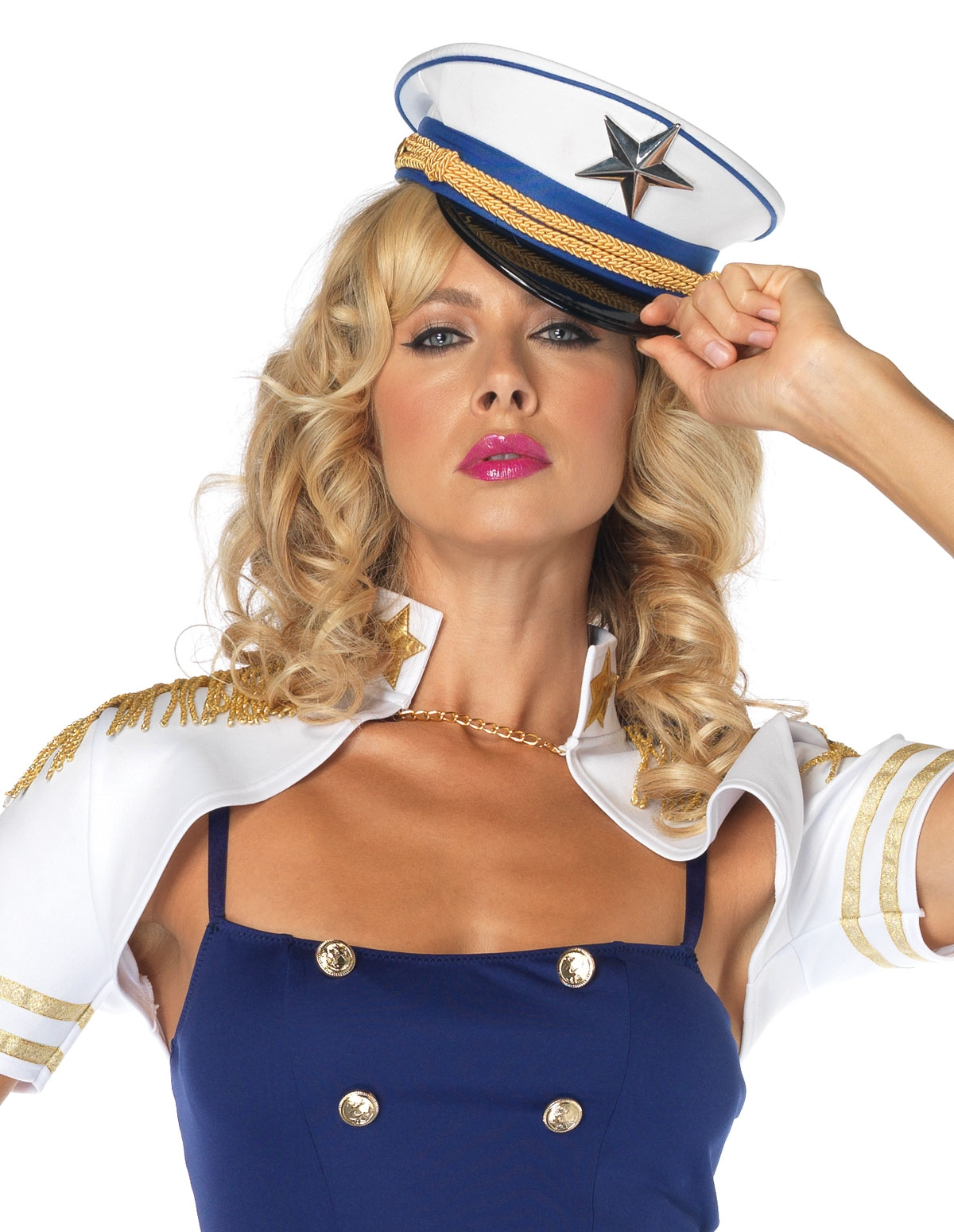 Deluxe Captain Hat