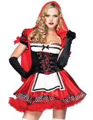 DIVINE MISS RED COSTUME