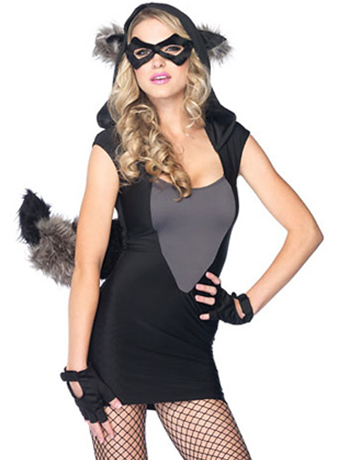 Risky Raccoon Costume