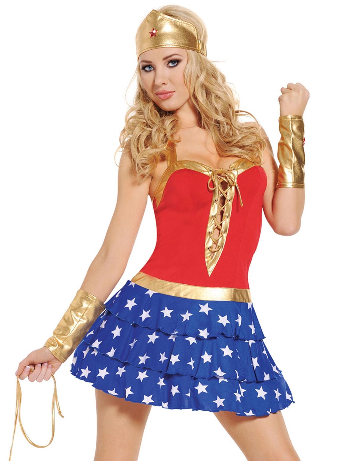 Wonderlicious Costume