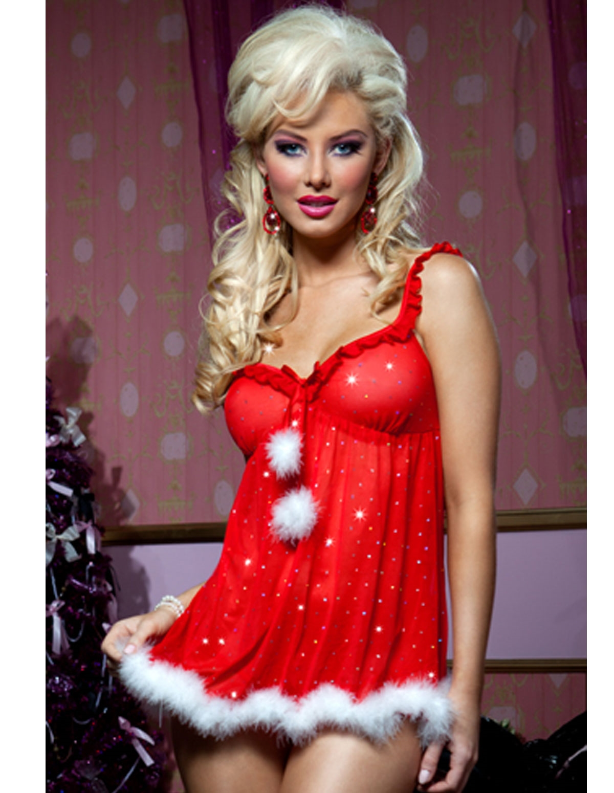 Jingle All The Way Babydoll