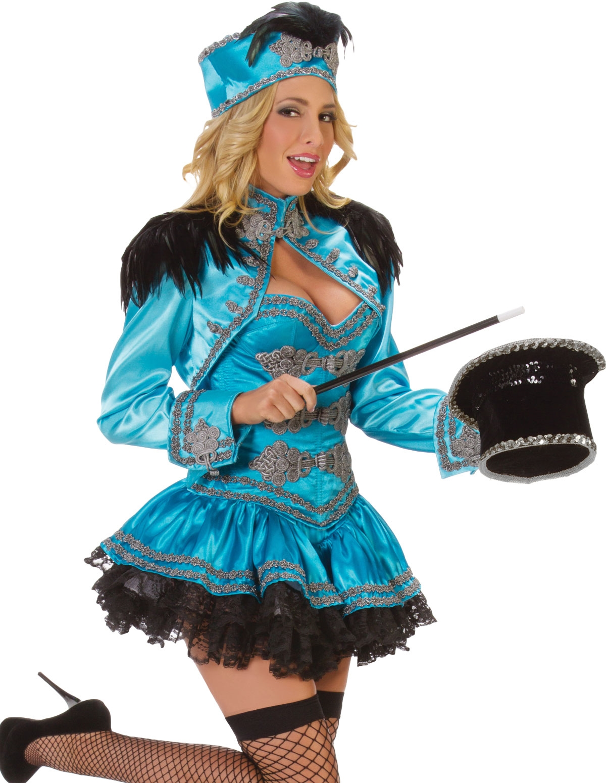 Magicians Assistant Costume