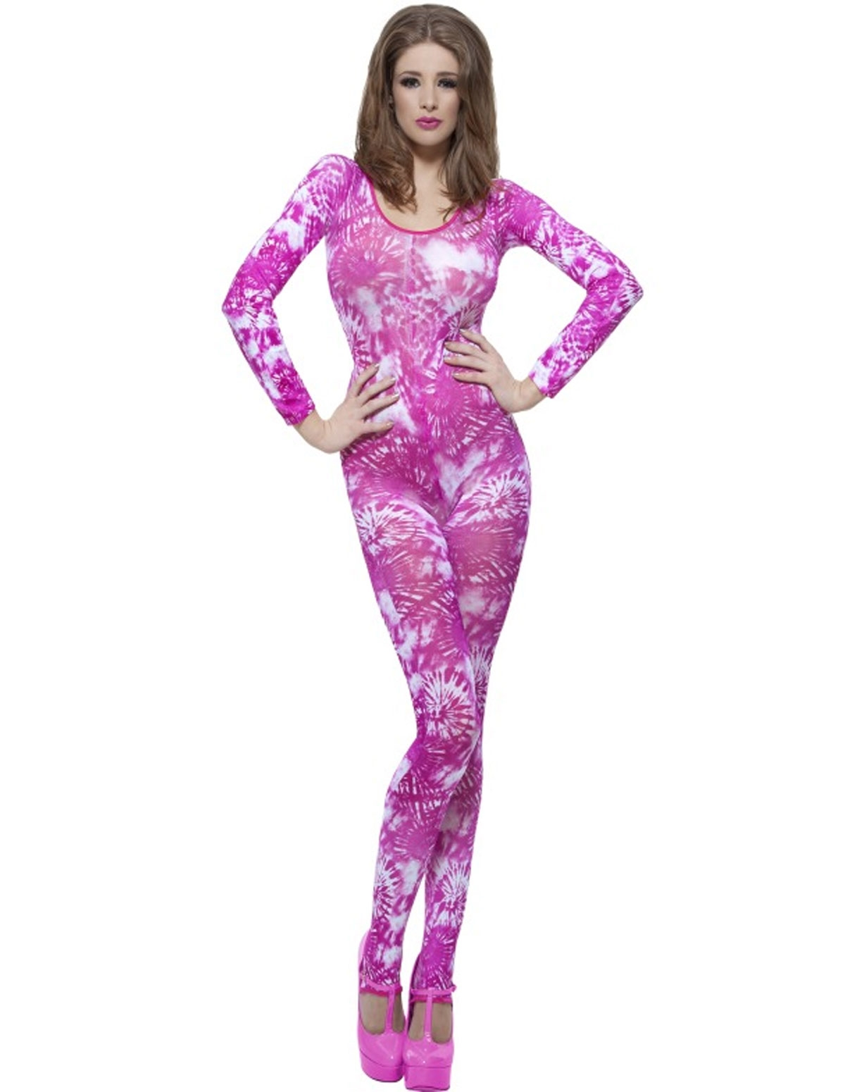 Tie Dye Fever Bodystocking