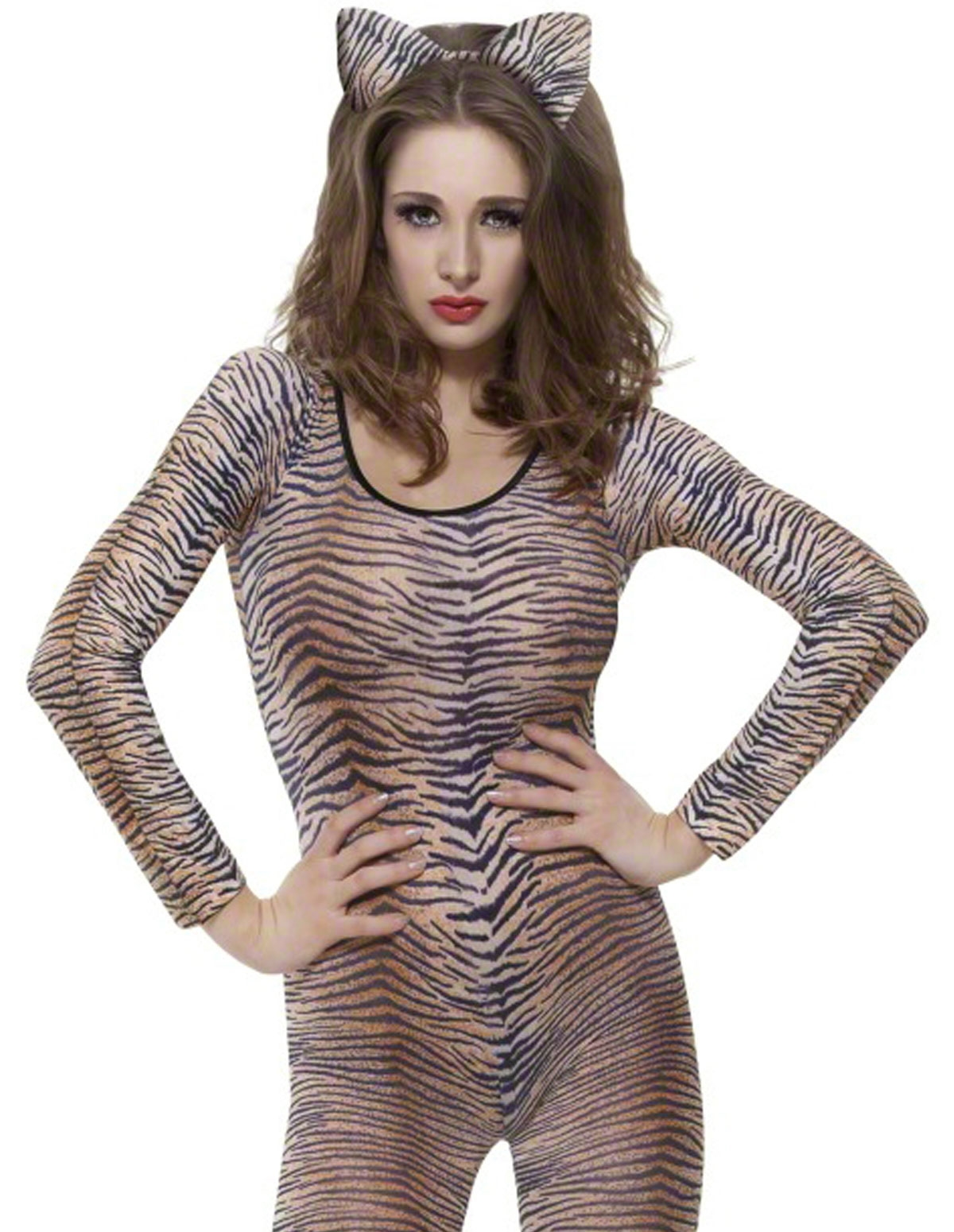 Tiger Fever Bodystocking