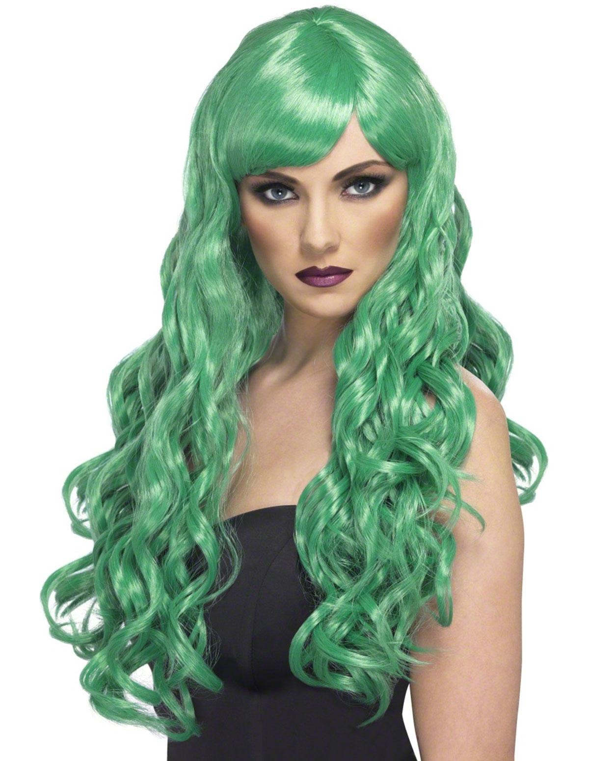 Desire Wig Green