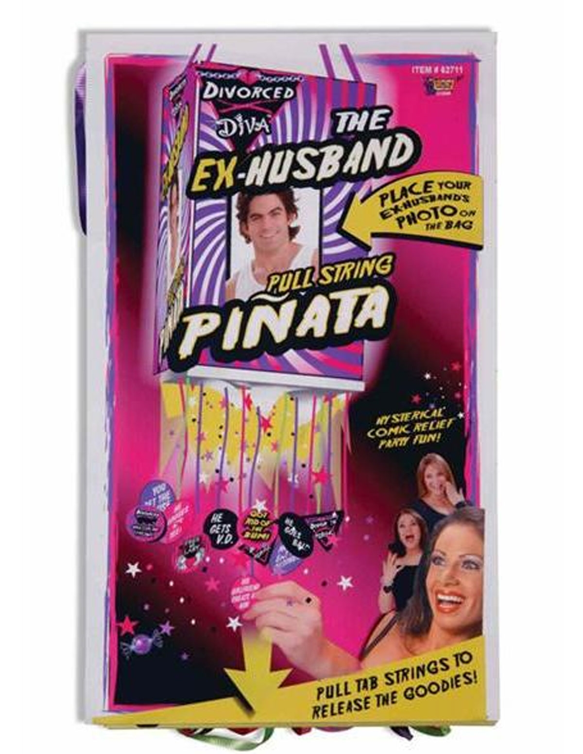 Ex Husband Pinata