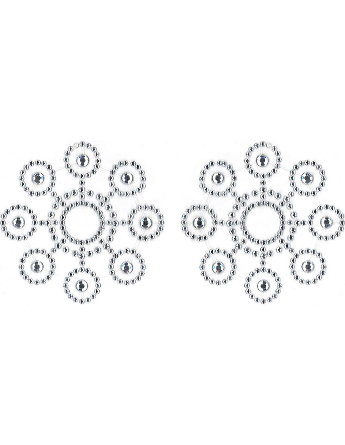 Boobie Crystals Circles