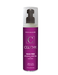 COOCHY 8 OZ PEAR BERRY SHAVE CREAM