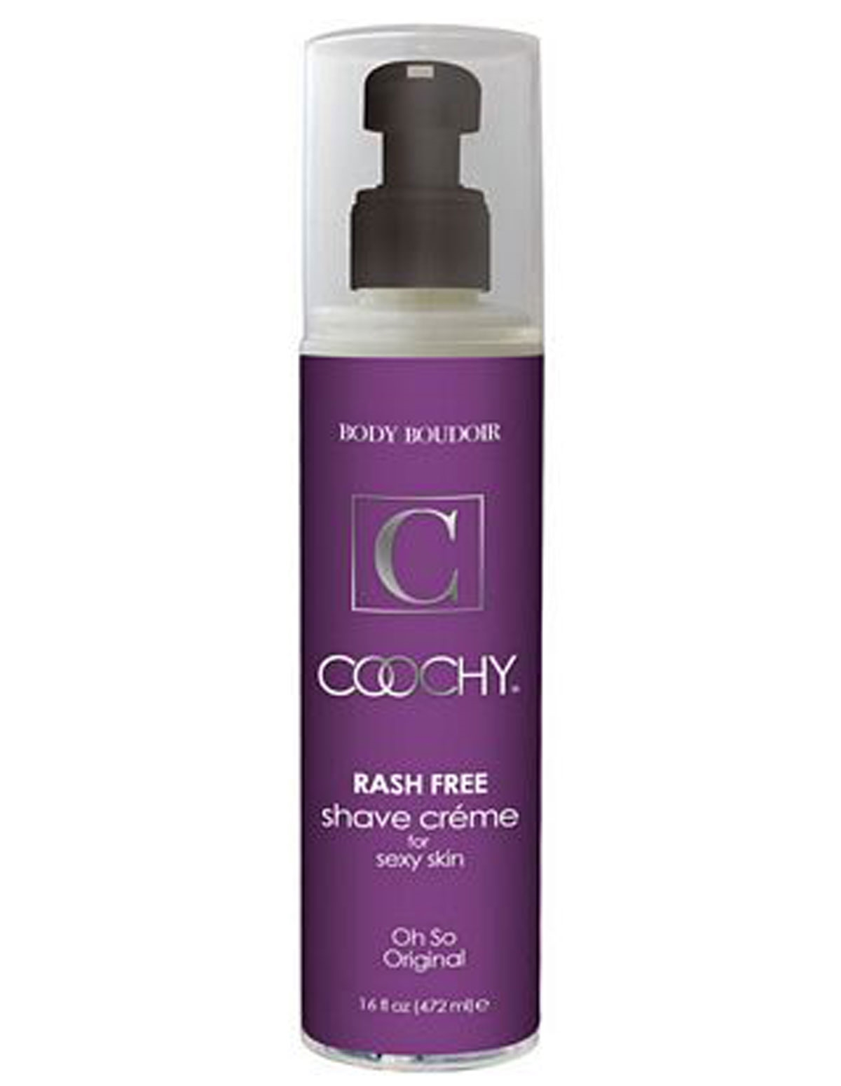 Coochy Original 16 Oz Shave Cream