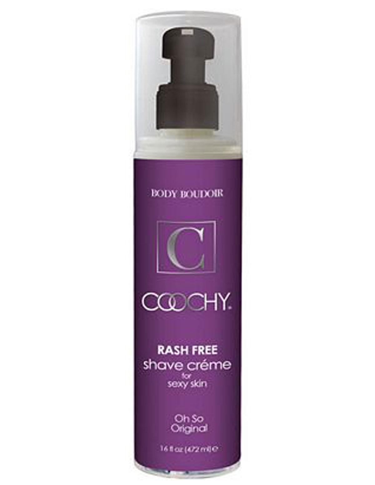 Coochy Original 16Oz Shave Cream