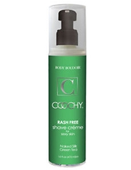 COOCHY CREAM 16OZ GREEN TEA SHAVE CREAM
