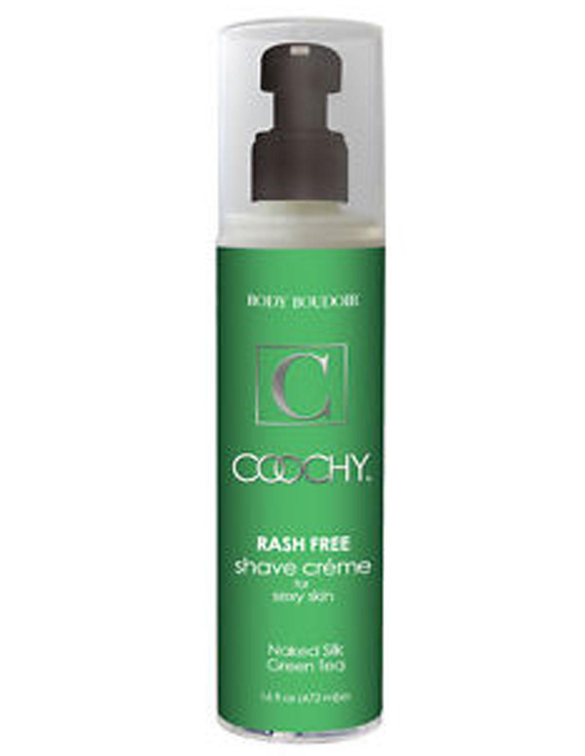 Coochy Cream 16Oz Green Tea Shave Cream