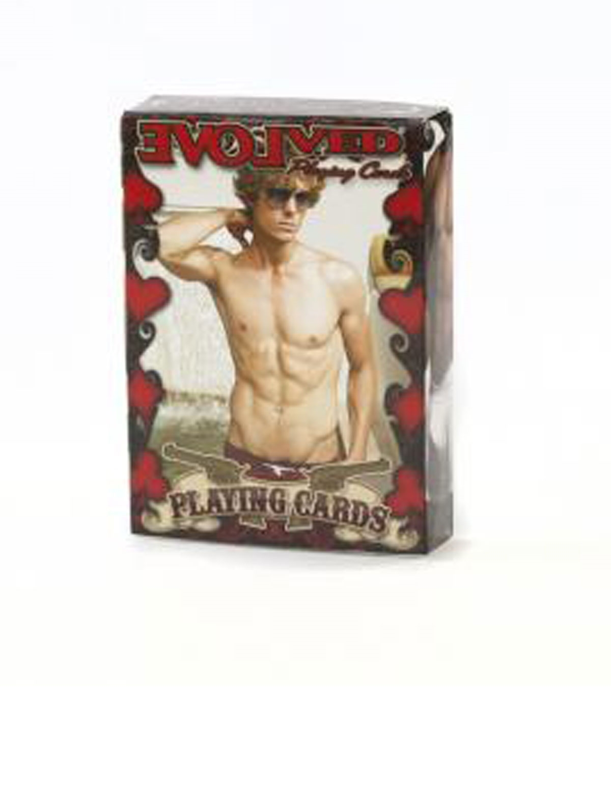 Male Playing Cards