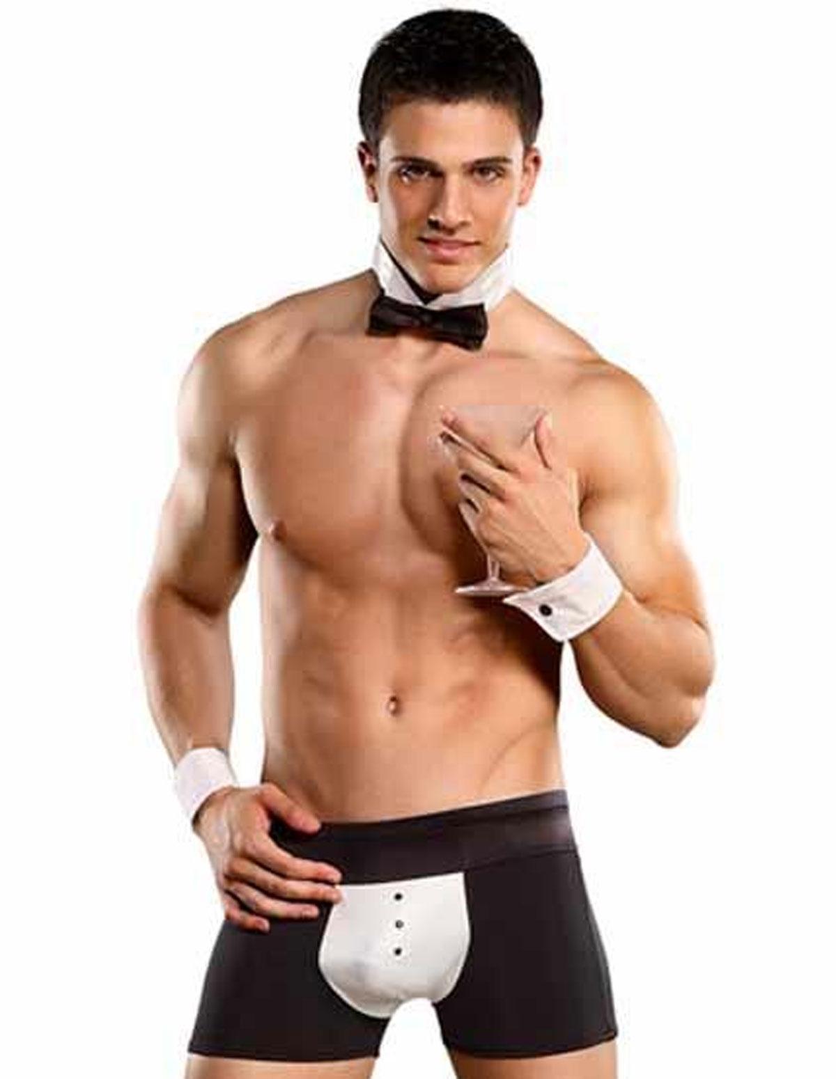 Butler Boxer Set