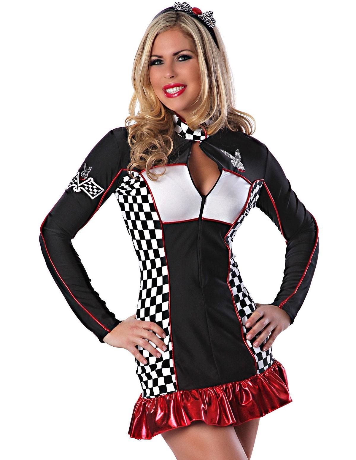 Race Team Playmate Costume