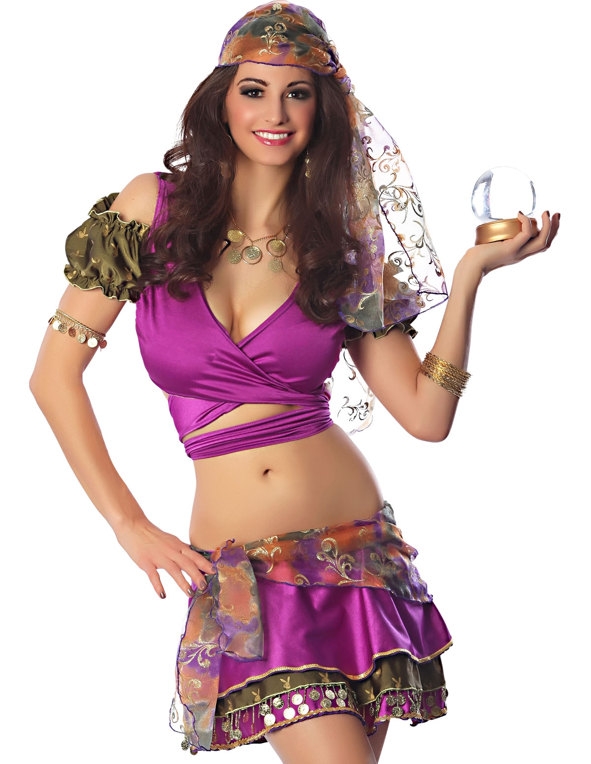 Mystic Playmate Costume