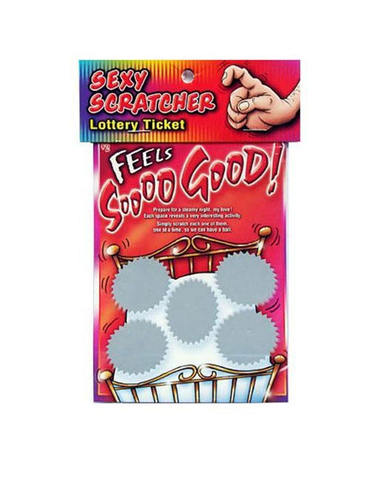 Feels So Good Scratchers Game