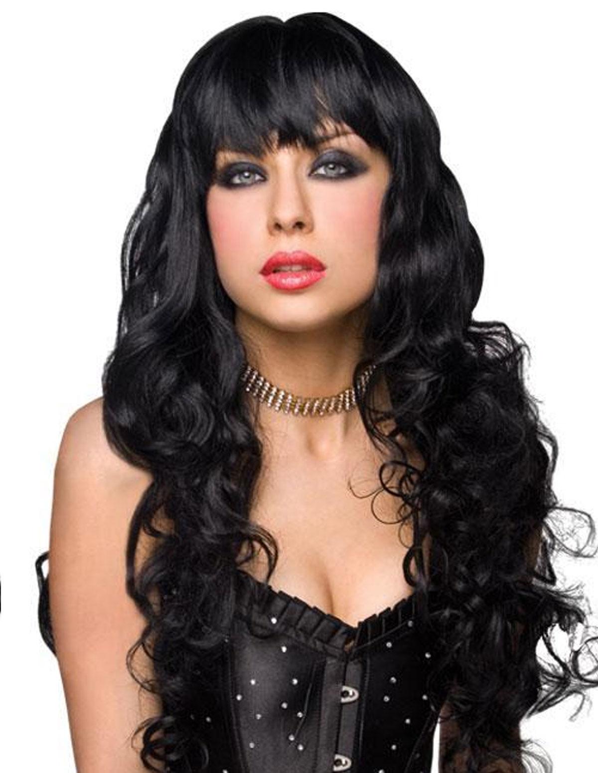 Missy Wig Black