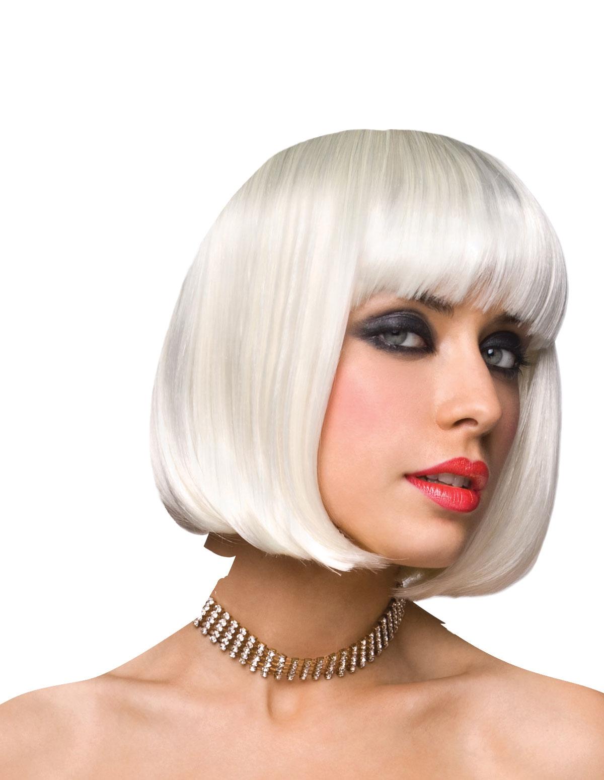 Cici Wig - White