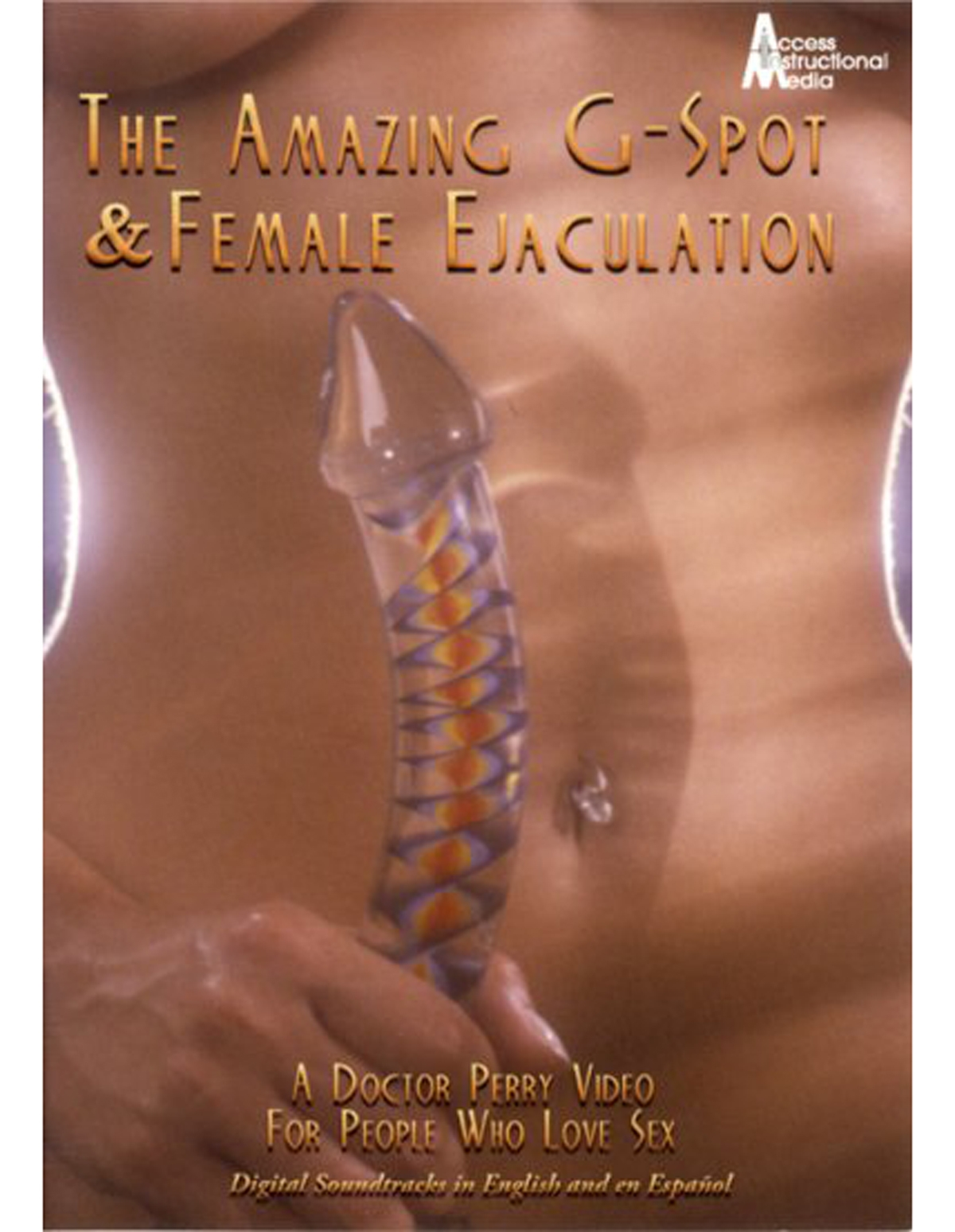 Amazing G Spot & Female Ejaculation Dvd