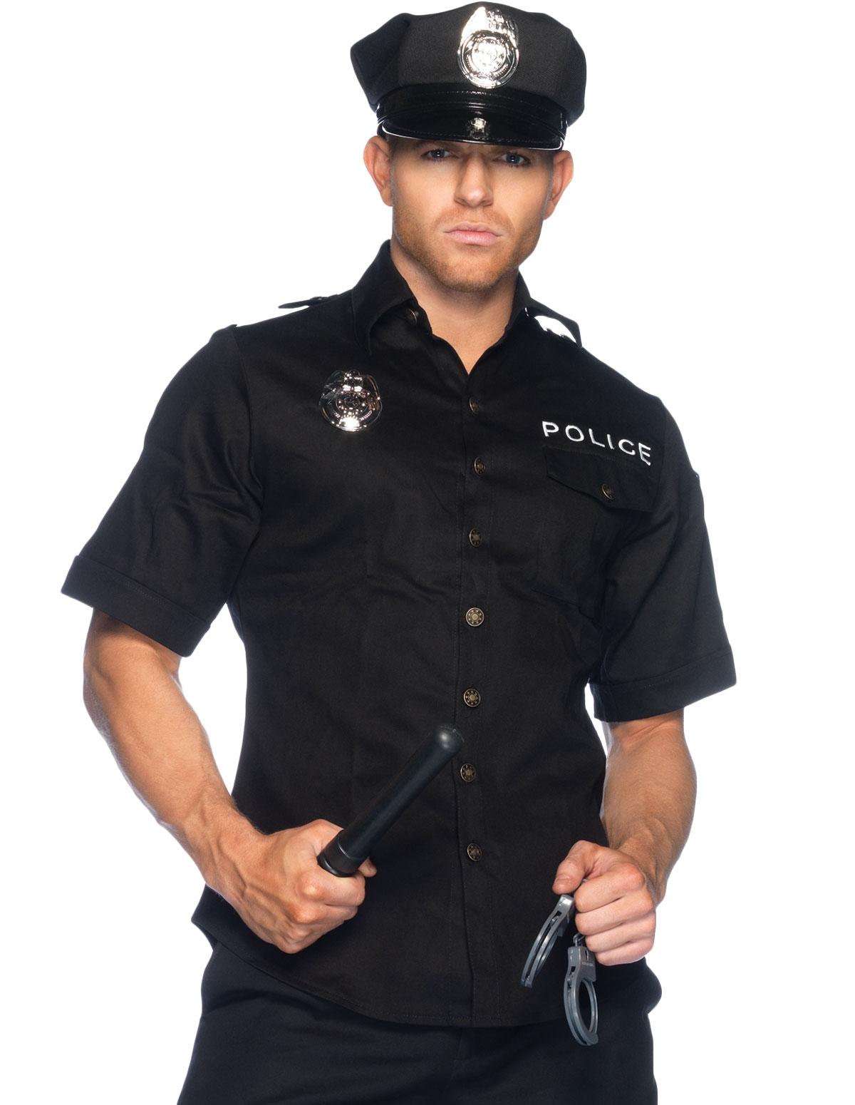 Cuff Em Cop Costume