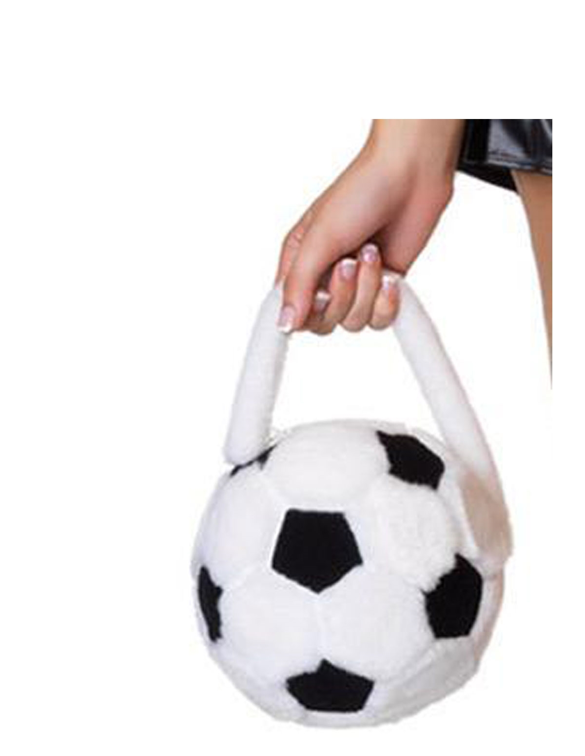 Soccer Ball Purse
