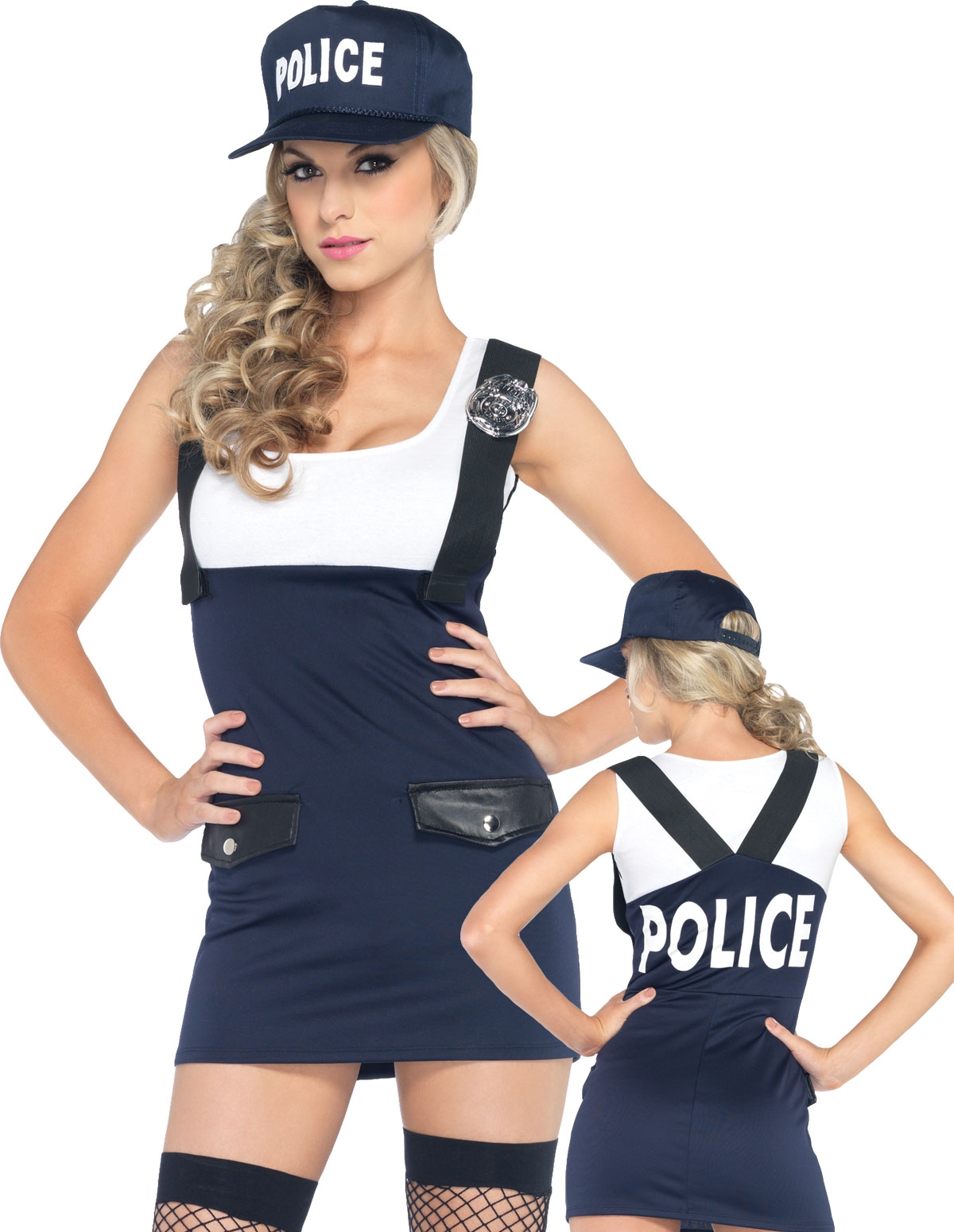 Arresting Officer Costume
