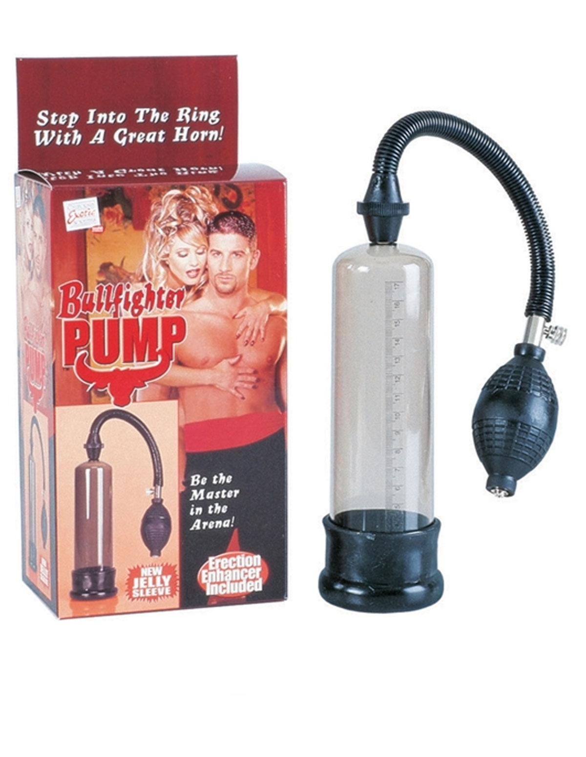 Bull Fighter Pump