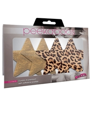 JUNGLE FEVER STAR PASTIES
