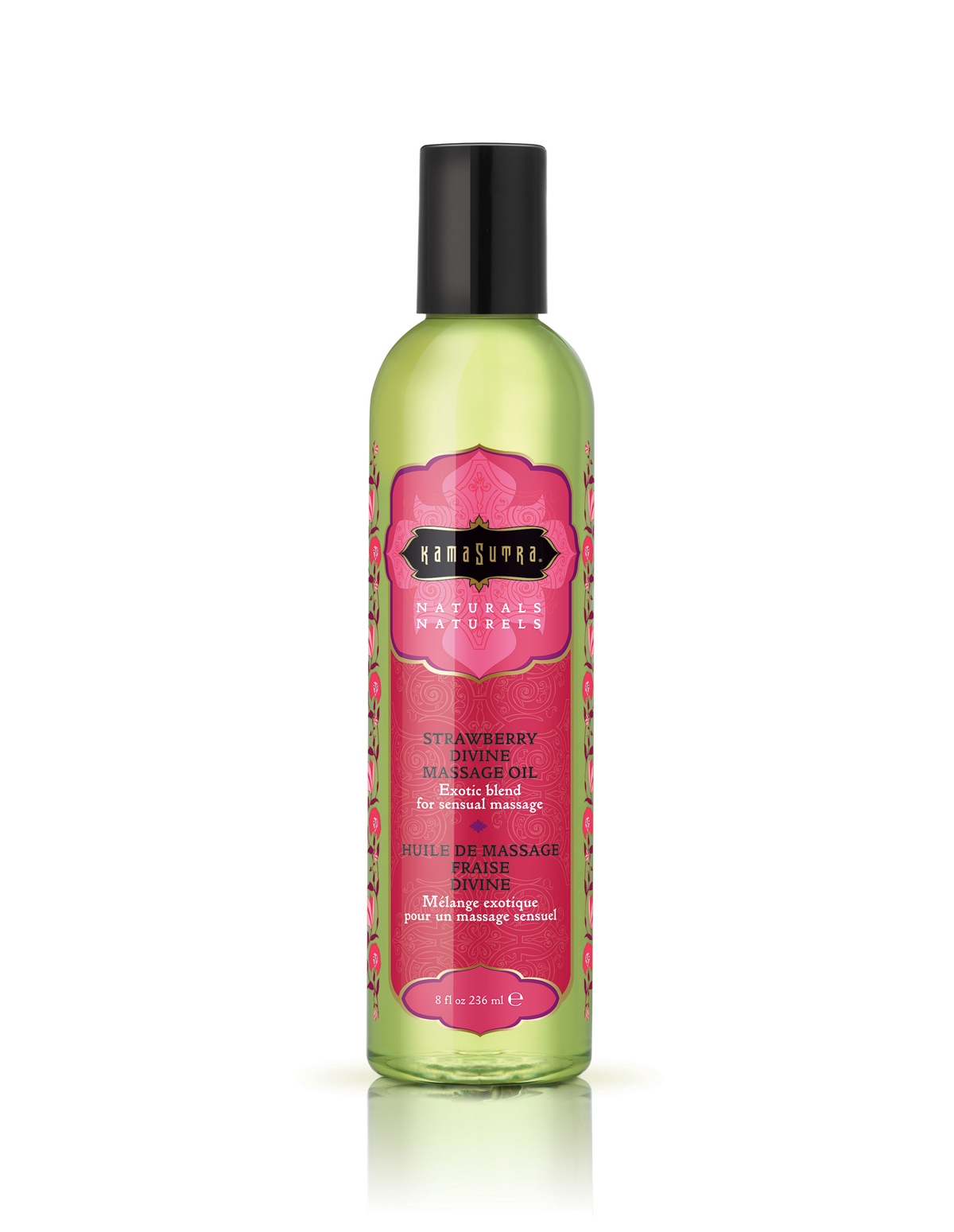 Strawberry Divine Massage Oil