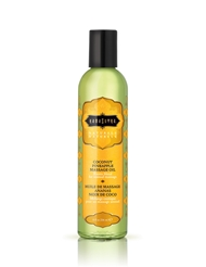 NATURALS COCONUT PINEAPPLE MASSAGE OIL