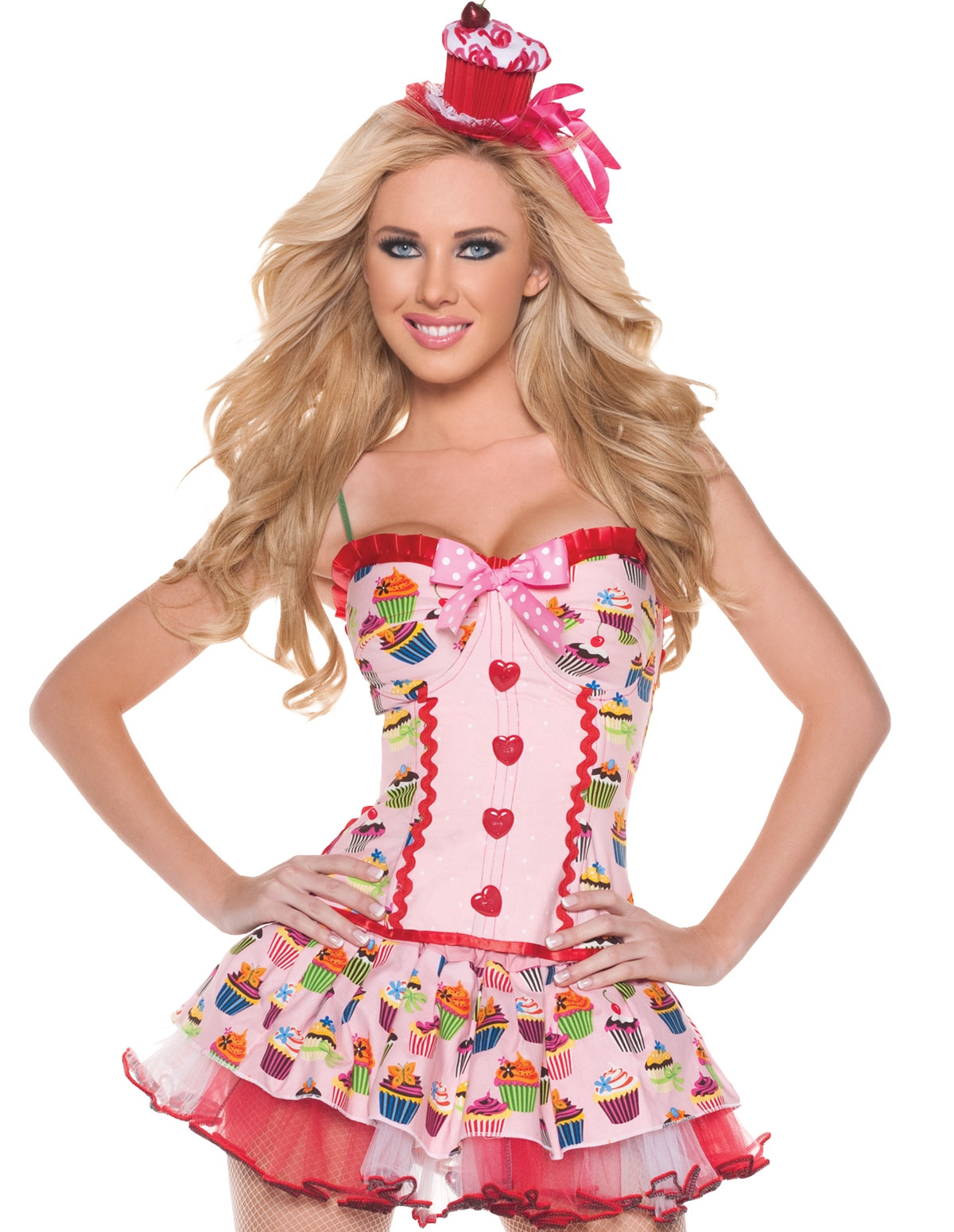 Cupcake Girl Costume