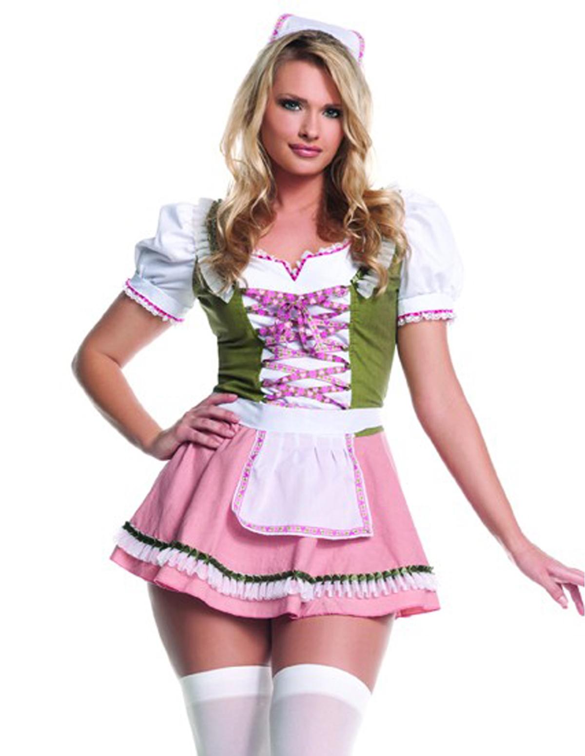 Gretchen Costume - Plus