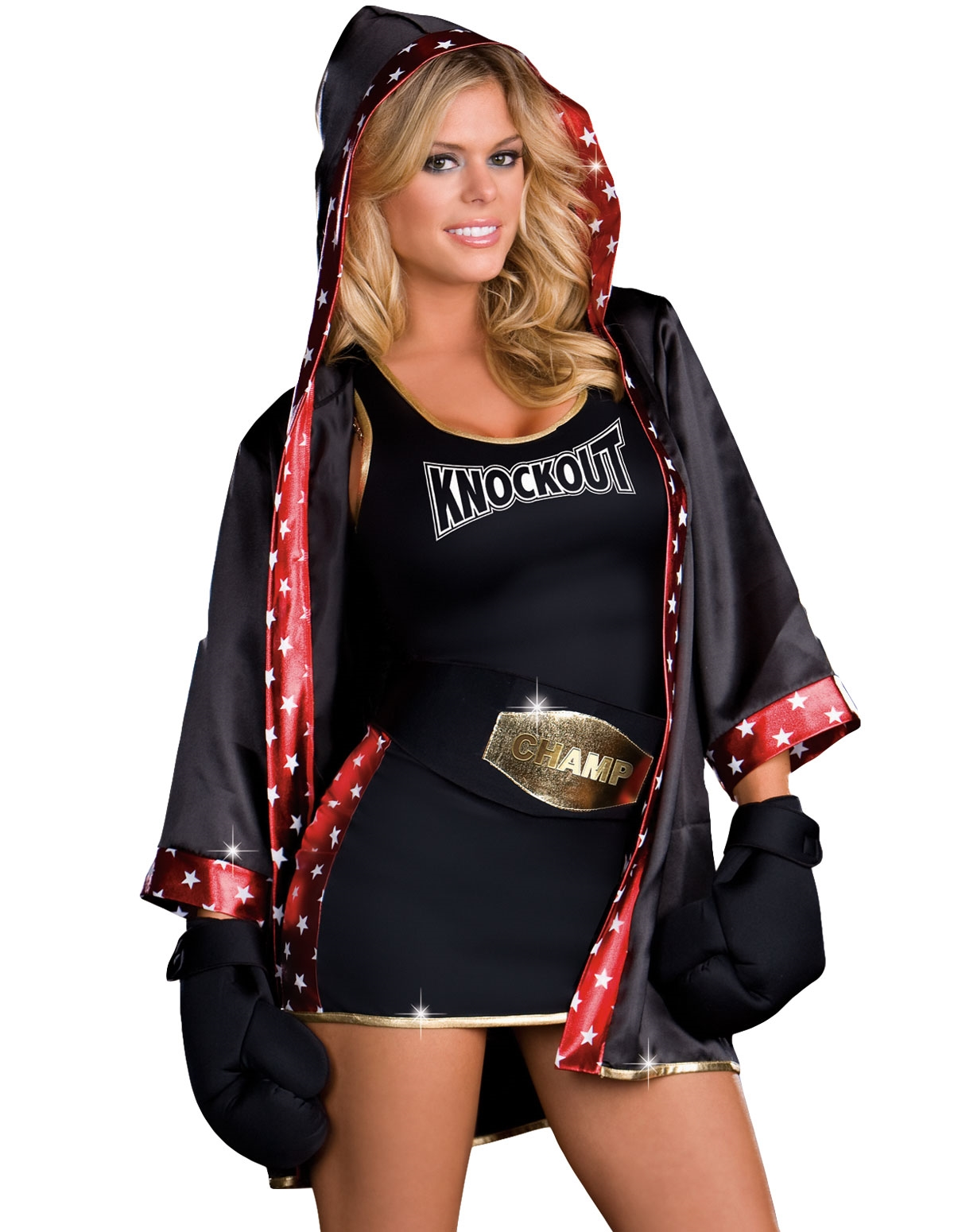 Dreamgirl Knockout Costume