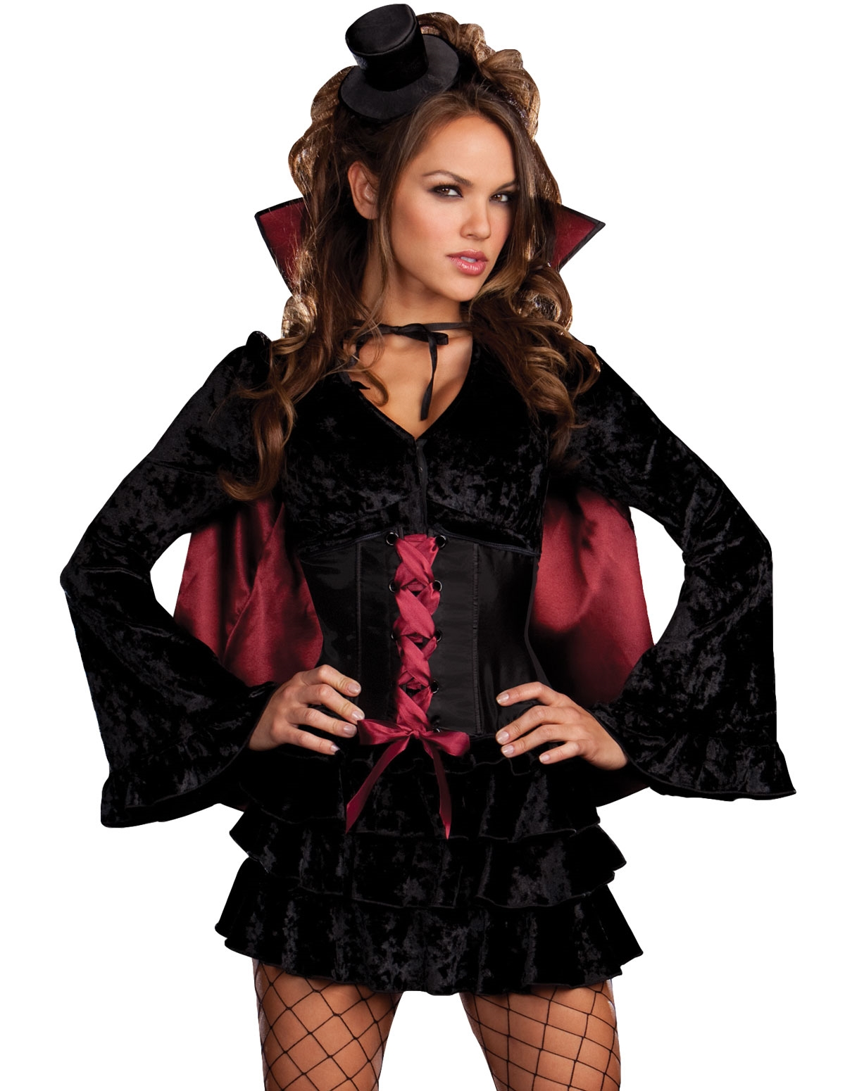 Bella Vamp Costume