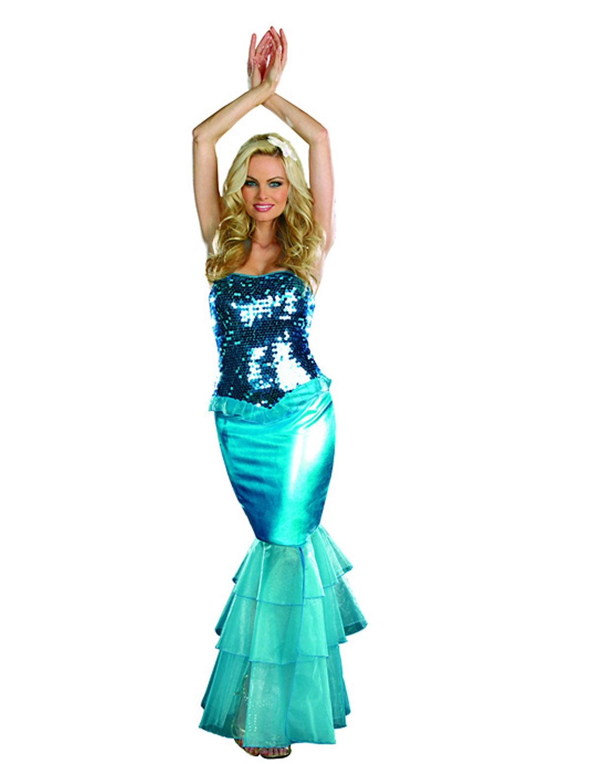 Sea Diva Costume
