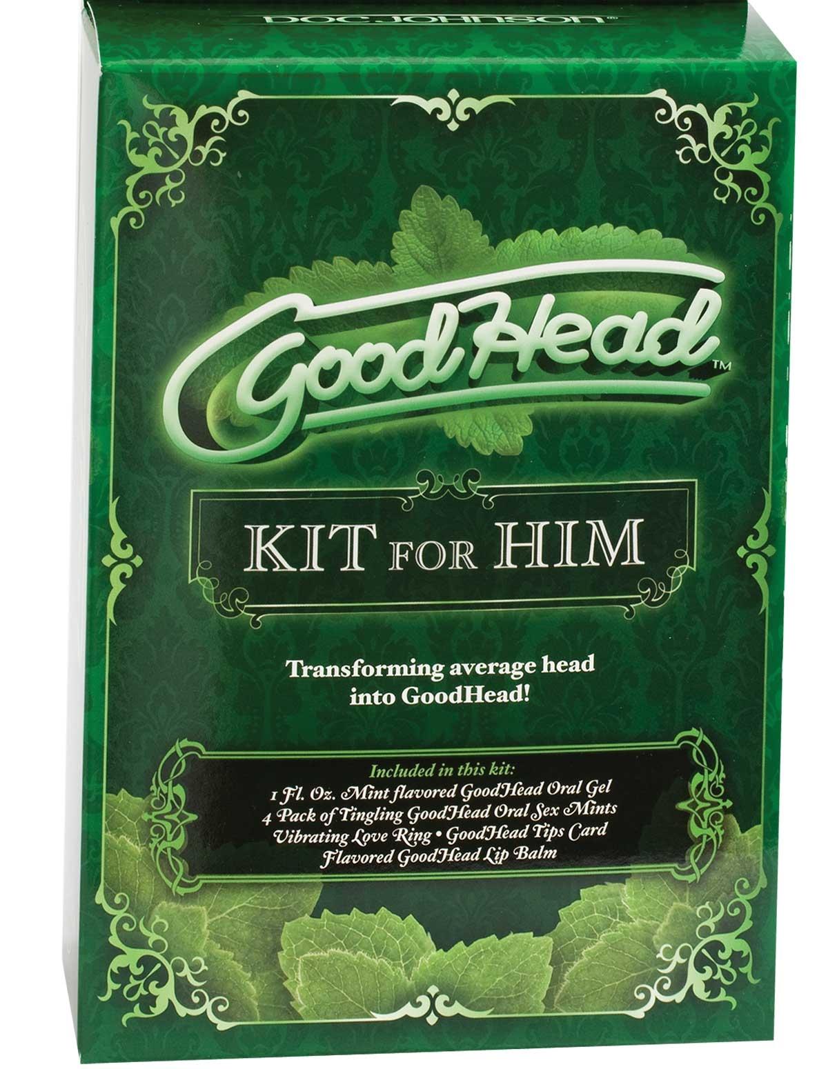Goodhead Kit For Him-Mint