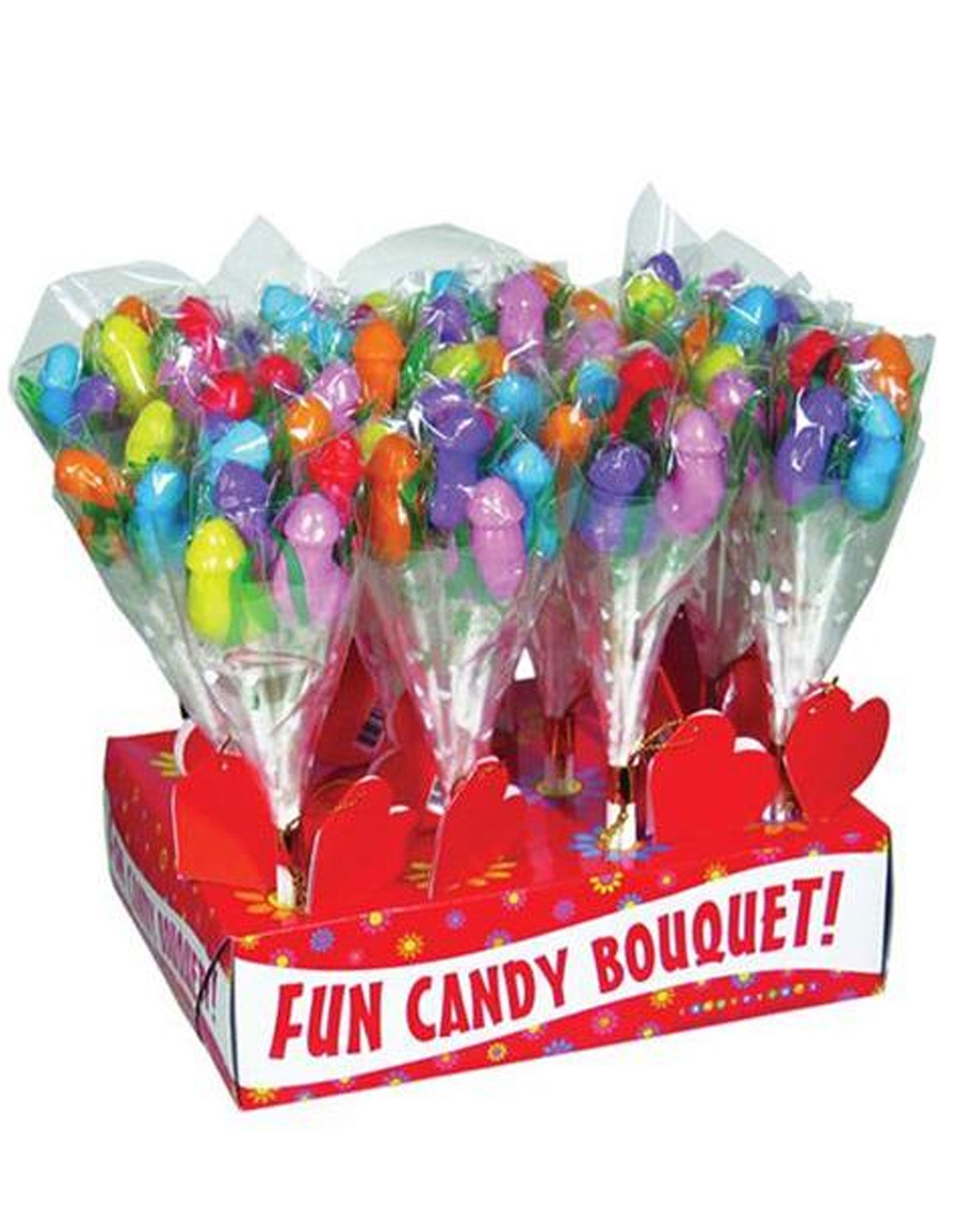 Penis Candy Bouquet