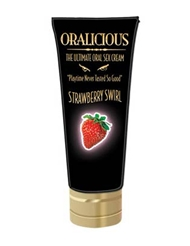 ORALICIOUS SEX CREAM STRAWBERRY