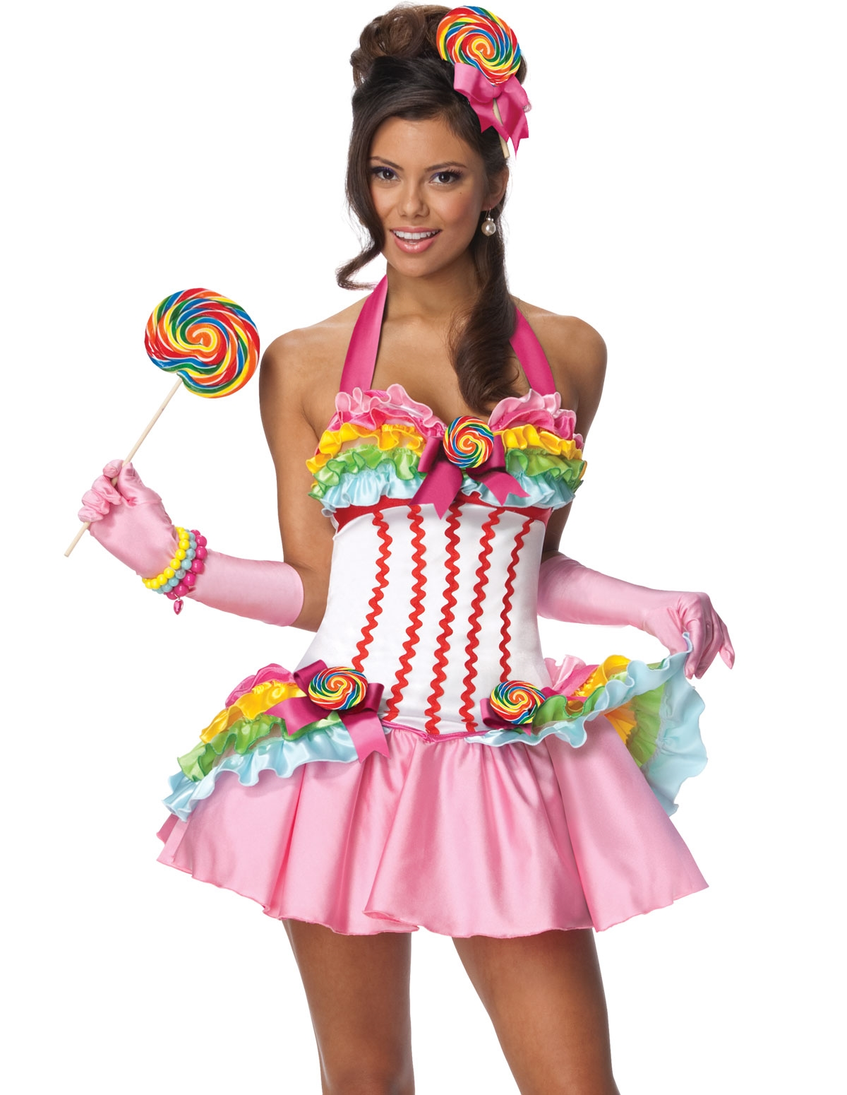 Lollipop Girl Costume