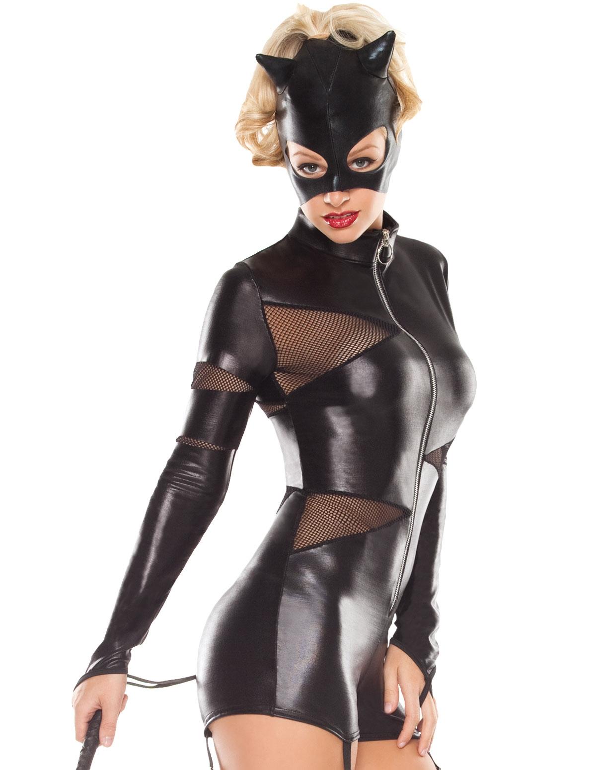 Feline Domineer Costume
