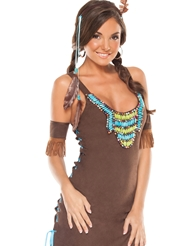SEXY NATIVE COSTUME