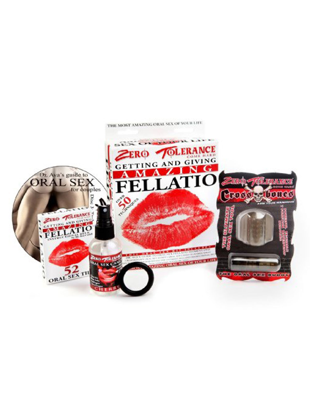 Amazing Fellatio Kit