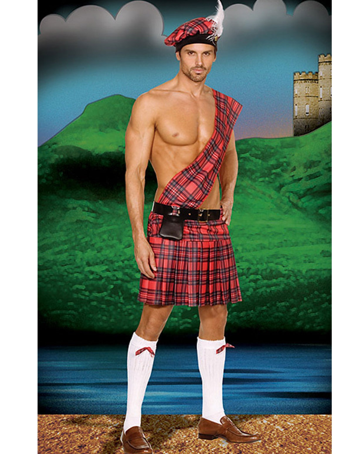 Hot Scottie Costume