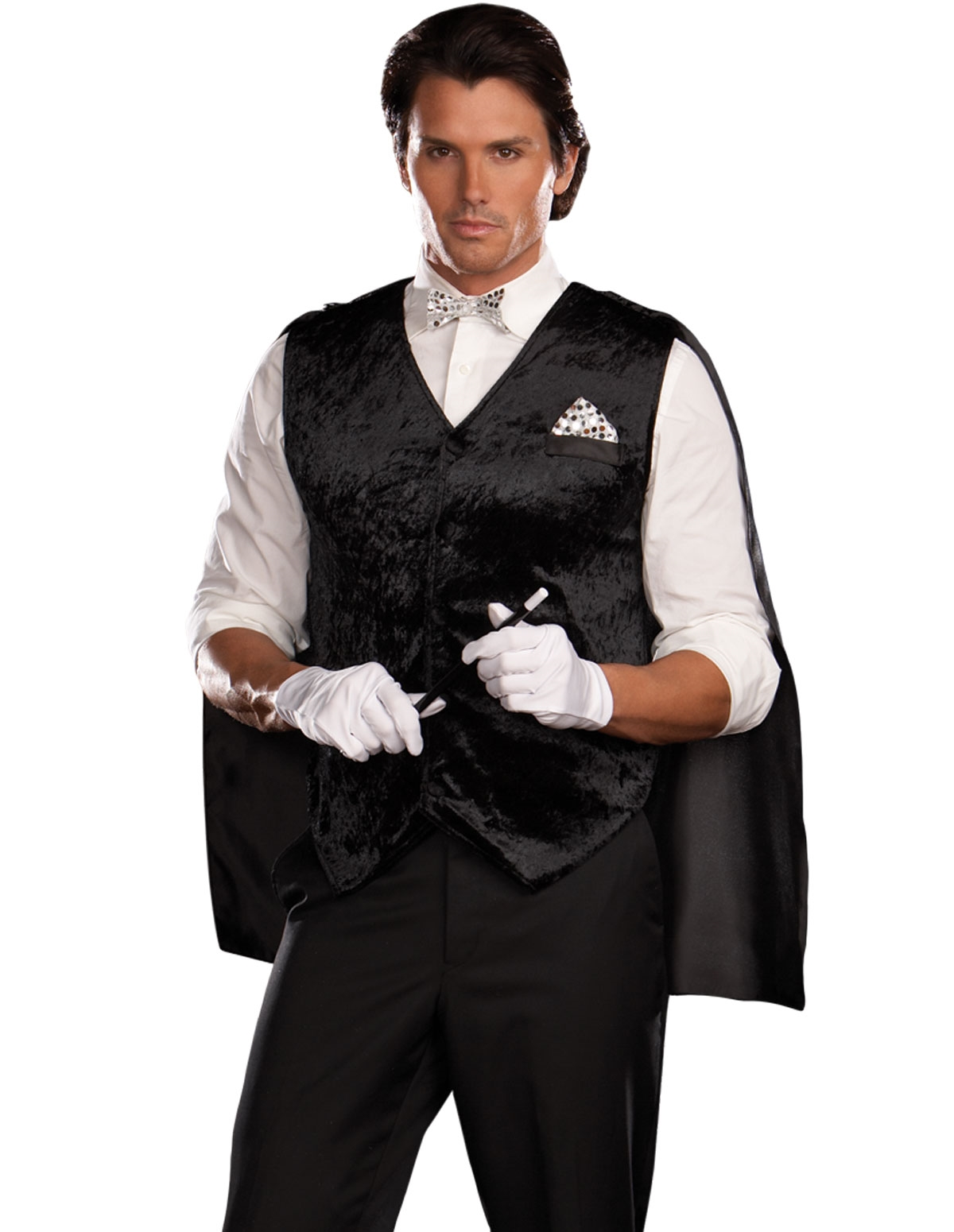 Black Magic Man Costume